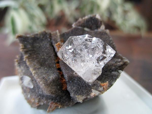 クォーツダイヤモンド 水晶 原石 フランス産 販売 天然石専門店