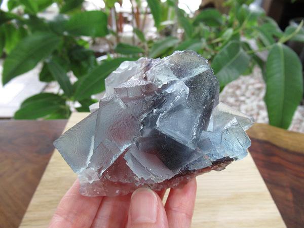 フローライト原石 結晶 鉱物 内モンゴル自治区産