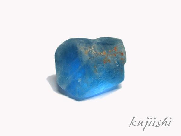 希少!アフガニスタン産ディープブルーフローライト原石