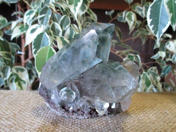 高品質 ガーデンクォーツ クラスター 通販 販売 天然石専門店
