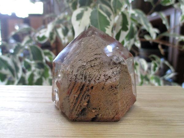 ガーデンクォーツ クォーツインクォーツ 水晶 原石 ポリッシュ 天然石専門店 販売