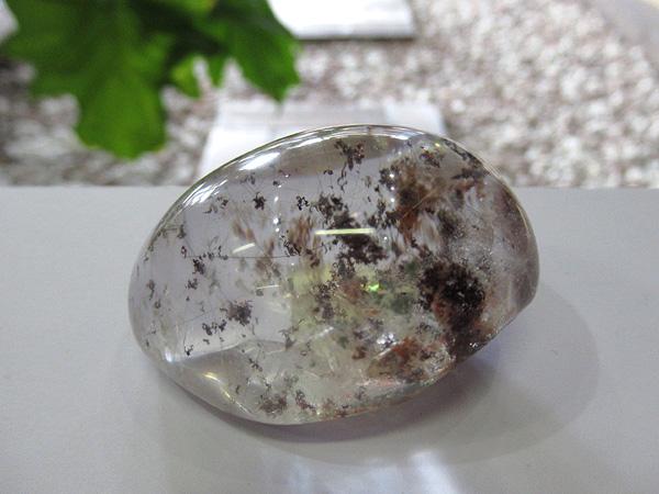 ブラジル産 高品質 ガブラジル産 高品質 ガーデン クォーツ 原石ポリッシュ 水晶ーデン クォーツ 原石ポリッシュ 水晶