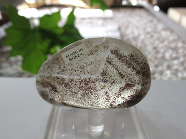 ブラジルブラジル産 高品質 ガーデン クォーツ 原石ポリッシュ 水晶産 高品質 ガーデン クォーツ 原石ポリッシュ 水晶
