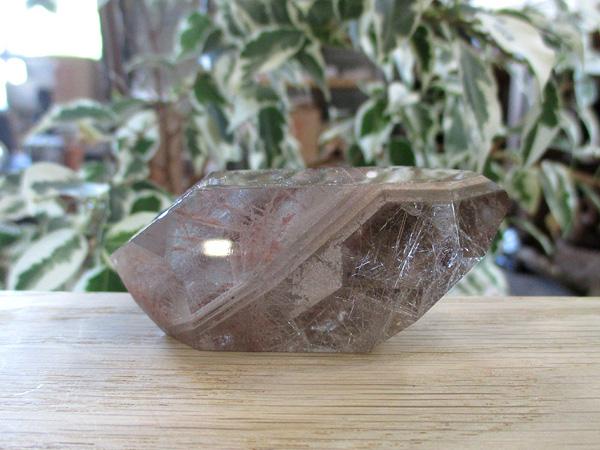 ガーデンクォーツ 原石 ポリッシュ 高品質 水晶