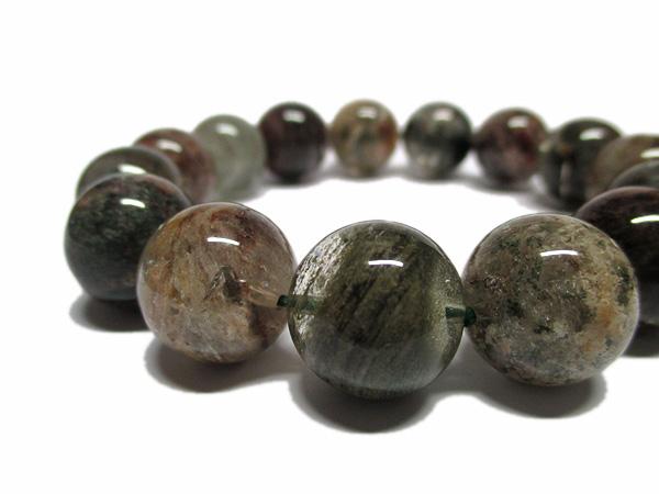 高品質ガーデンクォーツブレスレット 千層ガーデン 天然石アクセサリーの通販 販売専門店 鬮石