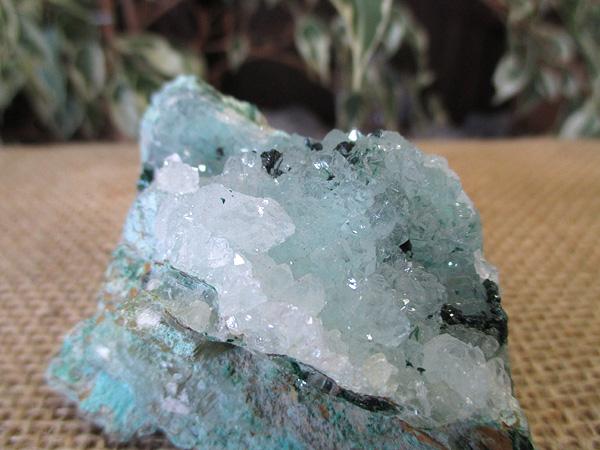 ジェムシリカ クリソコラインクォーツ 原石 通販 販売 天然石専門店