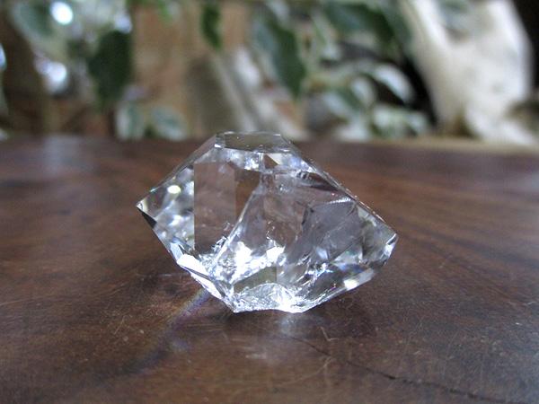 ハーキマーダイヤモンド 水晶 原石 ニューヨーク州産 天然石専門店/鬮石