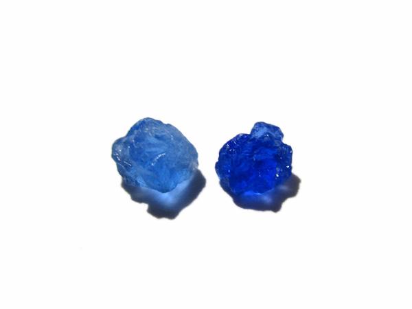 アウイナイト(アウイン)原石 2個セット販売 天然石専門店【鬮石】