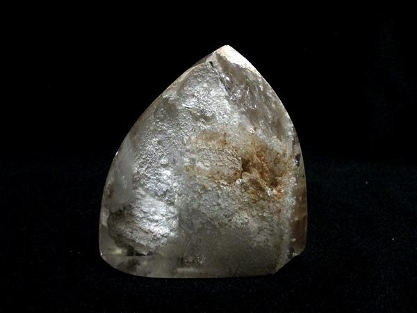 ホワイトガーデンクォーツ 水晶 原石 ポリッシュ天然石専門店【鬮石】