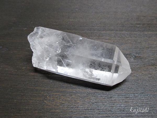 セーラ・デ・カブラル産 レムリアン水晶 原石 【ストレーション&レインボー】【鬮石】LSC057