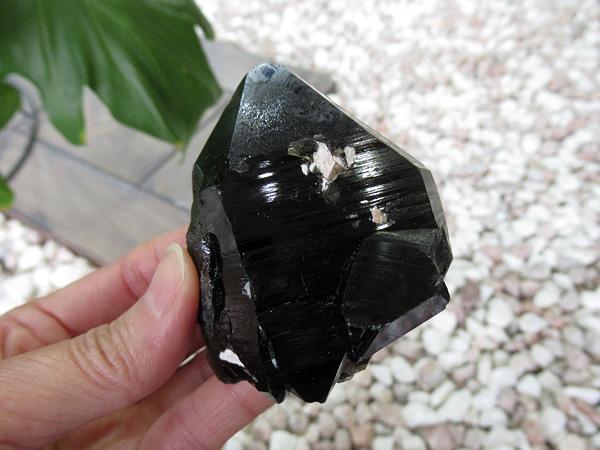 モモリオン原石 高品質 天然黒水晶 天然石販売