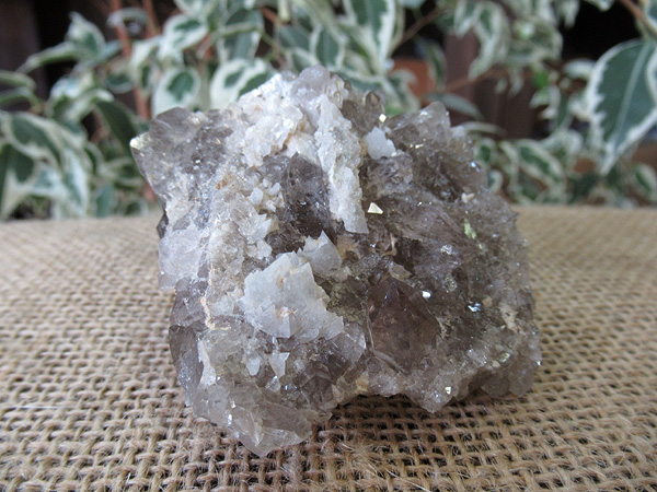 モンブラン水晶 クラスター 希少 天然石販売専門店
