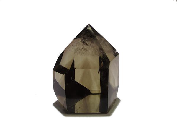 ナチュラルスモーキーシトリン 水晶ポイント マダガスカル産 | 天然石専門店【鬮石】