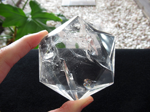 ヘキサグラム(六芒星)  天然水晶 販売 天然石専門店