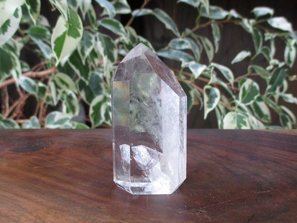 クォーツインクォーツ 貫入水晶