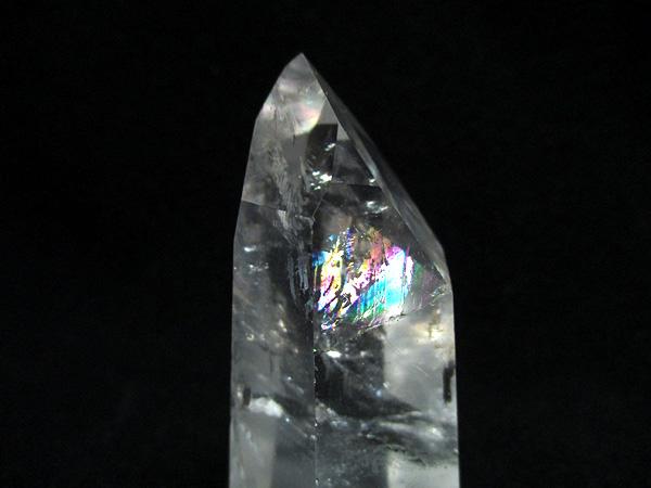 レインボークォーツ 天然水晶 ポイント 販売 通販 天然石専門店