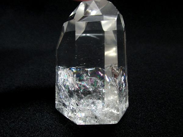 レインボークォーツ 水晶 ポイント 天然石専門店 販売
