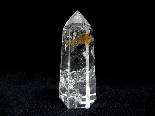 レインボースタッデッドクォーツ/天然水晶ポイント/トカンティンス州産/通販/販売 | 天然石専門店