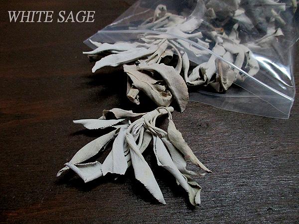 浄化用ホワイトセージ 約30g 販売 天然石専門店【鬮石】