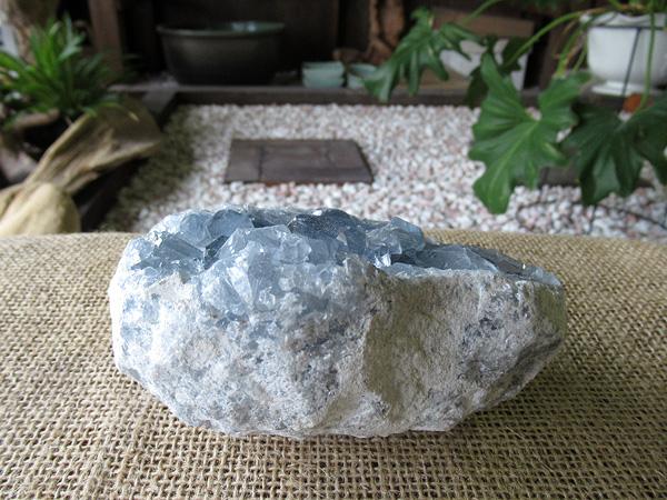 セレスタイト 原石 クラスター 天青石 天然石販売専門店