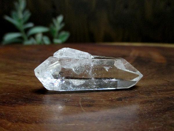 コロンビア産 レムリアンシードクリスタル 最高品質 水晶 原石 販売/鬮石 ダブルポイント レインボー タイムリンク ブリッジ 貫入