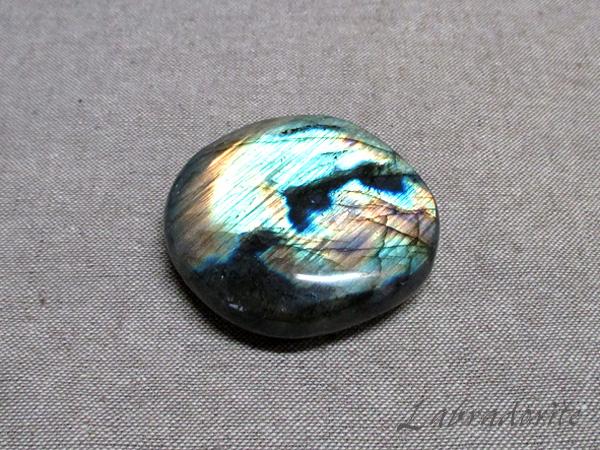 【高品質】 ラブラドライト原石 フリーシェイプ 天然石 パワーストーン専門店【鬮石】Labrado-R-56