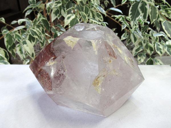 レピドクロサイトインクォーツ 水晶 原石ポリッシュ 通販 天然石販売専門店