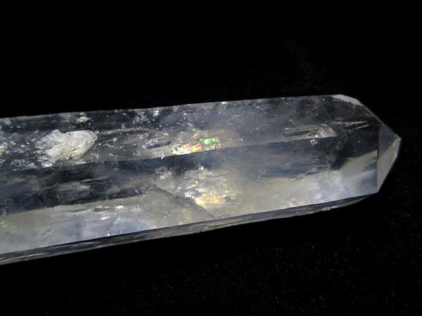 パスウェイクォーツ 原石 コロンビア産 水晶