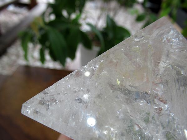 天然石 ピラミッド 水晶 トカンティンス州産 通販 販売 天然石