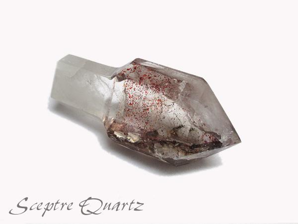 希少!レピドクロサイトインセプタークォーツ(ファイヤークォーツ)原石ポリッシュ
