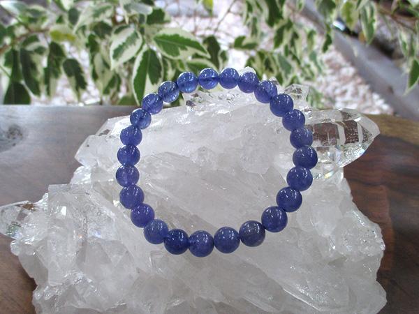 タンザナイトブレスレット 天然石アクセサリーの通販 販売専門店 鬮石