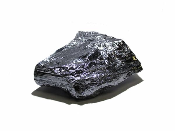 テラヘルツ鉱石 原石 約407g(高純度人工シリコン鉱石/ケイ素99%超) 販売/鬮石