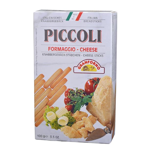 ミニグリッシーニ フォルマッジオ(100g)