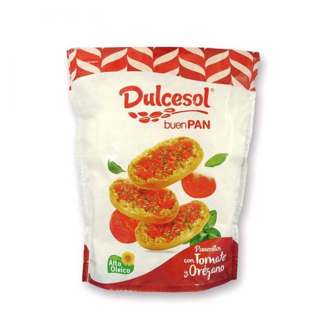 Dulcesol トマトクリスプブレッド 160g