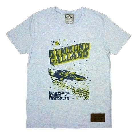 スペースパトロールTシャツ