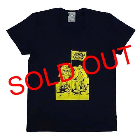 月面着陸UネックTシャツ2 売り切れ