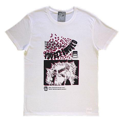 衝撃の結末Tシャツ