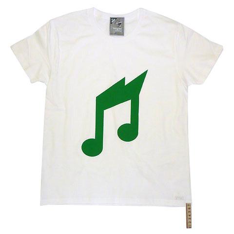 THUNDER NOTE Tシャツ