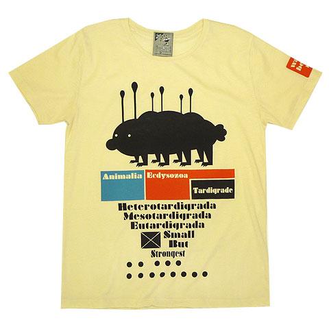 クマムシTシャツ
