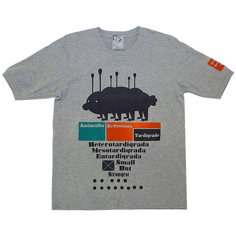 クマムシ5分袖Tシャツ