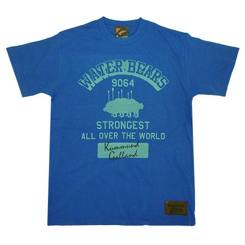 クマムシカレッジTシャツ