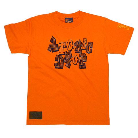 アトミックドロップベーシックTシャツ