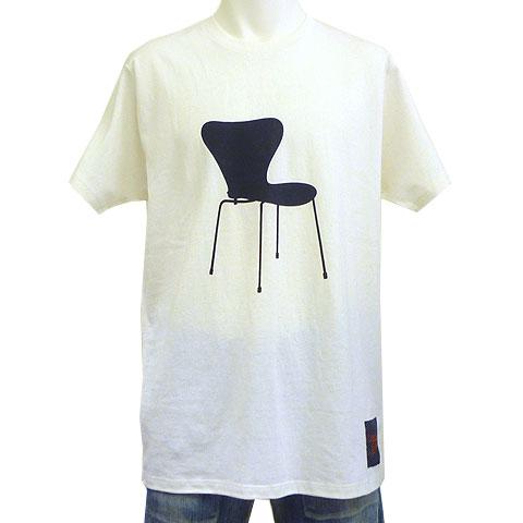 ヘンプコットンミッドセンチュリースツールTシャツ