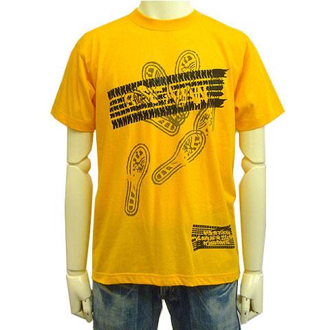TRACKSベーシックTシャツ