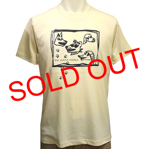 The Doggy Paddle Tシャツ 売り切れ