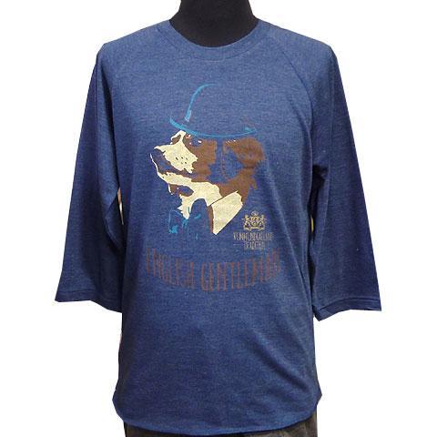 イングリッシュジェントルマン7分袖Tシャツ フロント