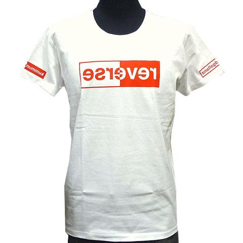 reverseTシャツ ホワイト フロント