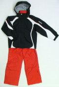 【送料無料!】デサント ジュニアスキーウェア上下セット(ボーイズ) DJR-110JF 【定価の30%オフ!】