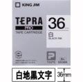 【30%オフ!】テプラPROテープ 白ラベル 36mm幅 SS36