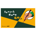 【マルマン 図案シリーズ60周年記念】60th 図案×uni 鉛筆コラボレーション鉛筆アソート